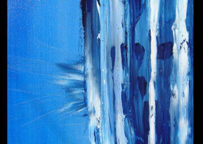 tableau bleu erick